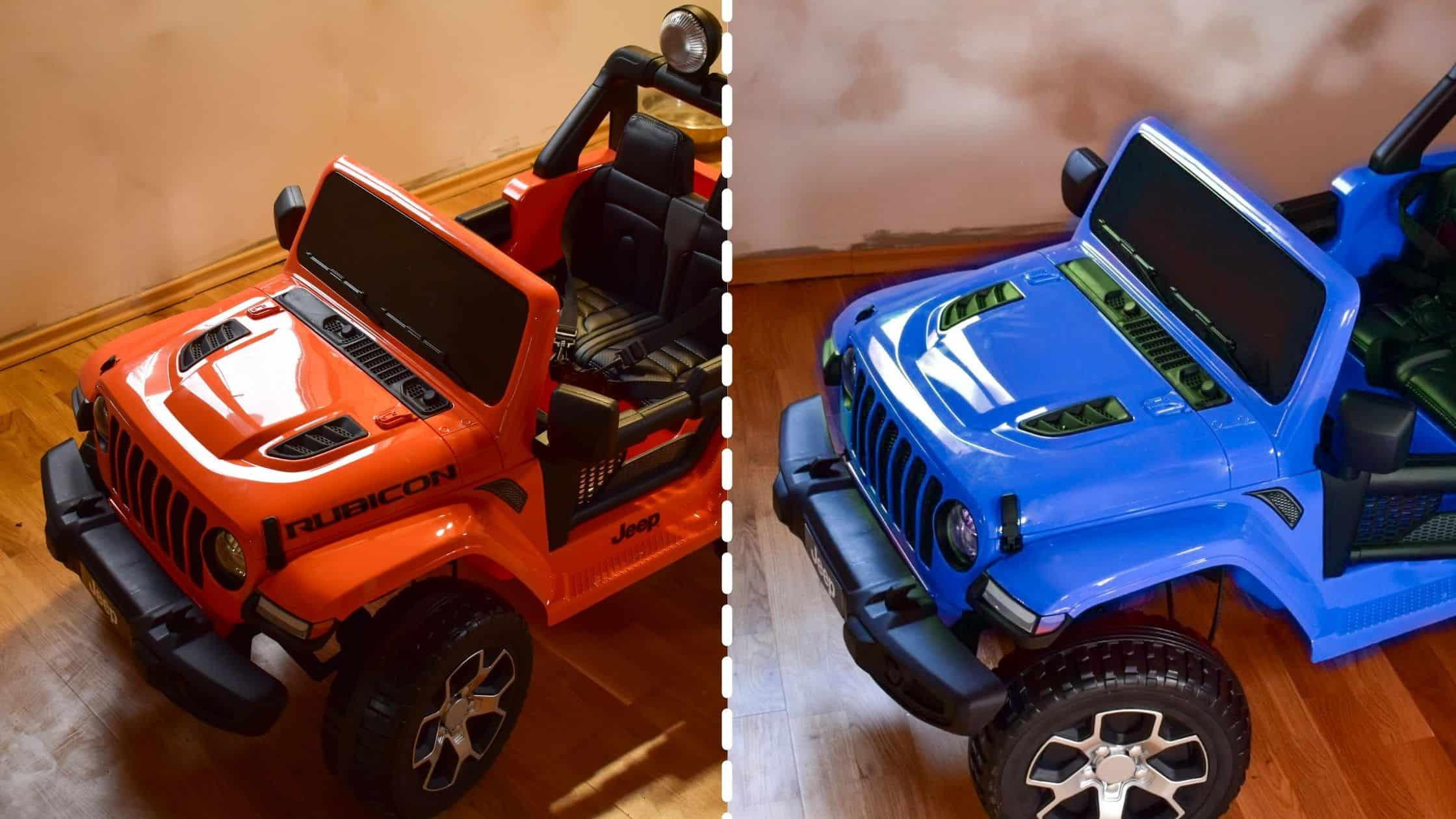How To Customize Power Wheels