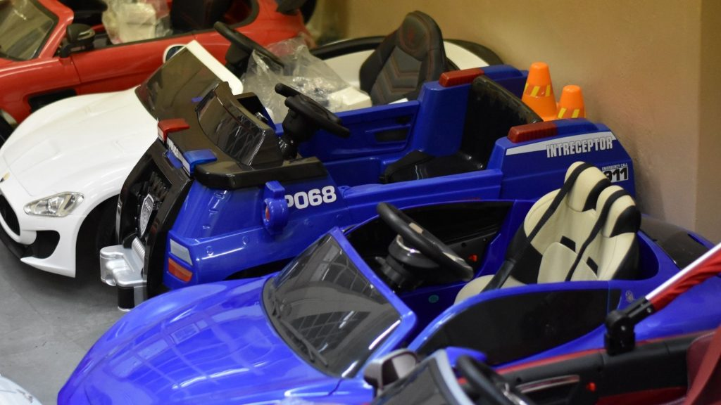 What age for power wheels
