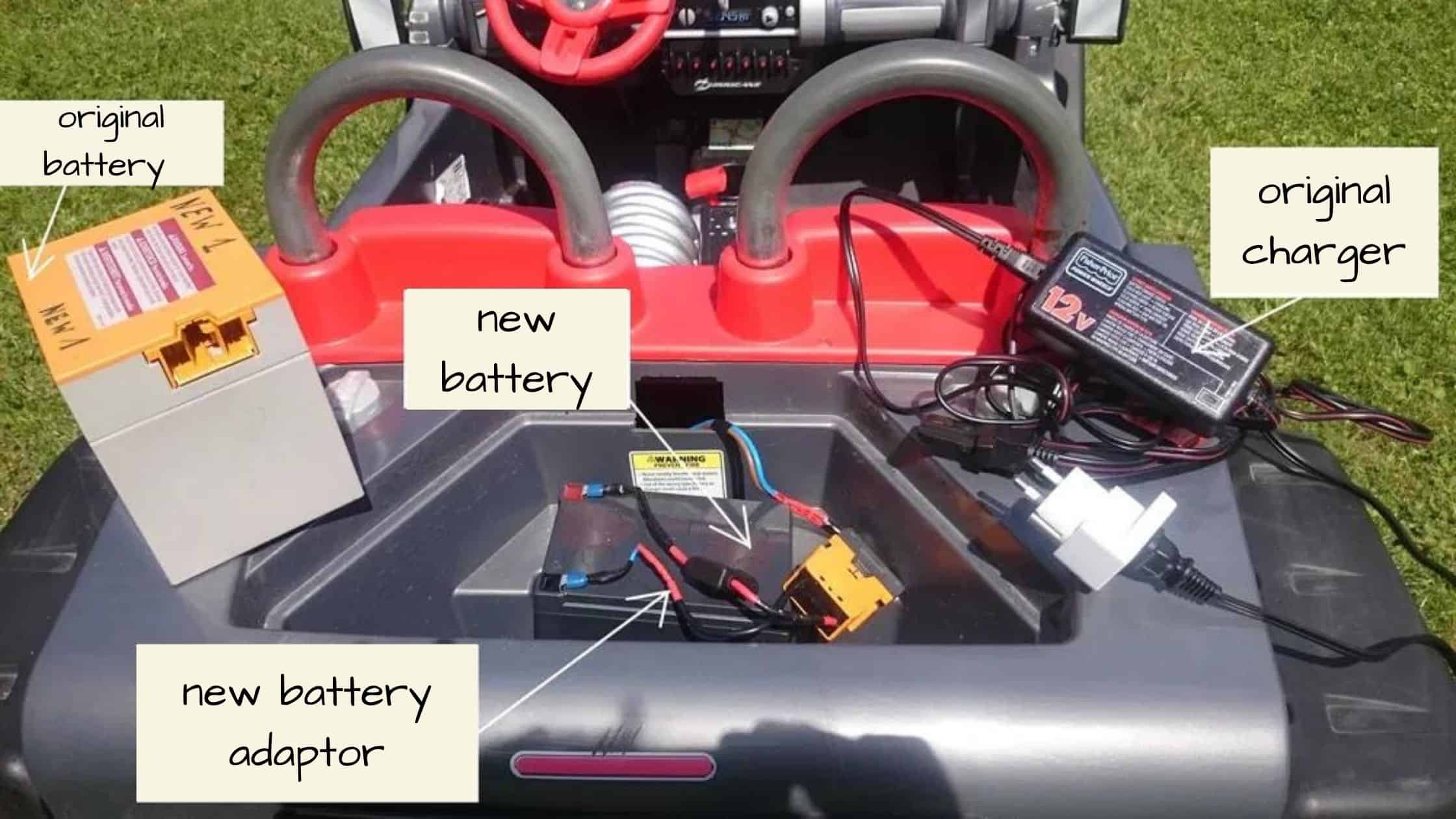 Can You Put a 12V Battery in a 6V Power Wheel