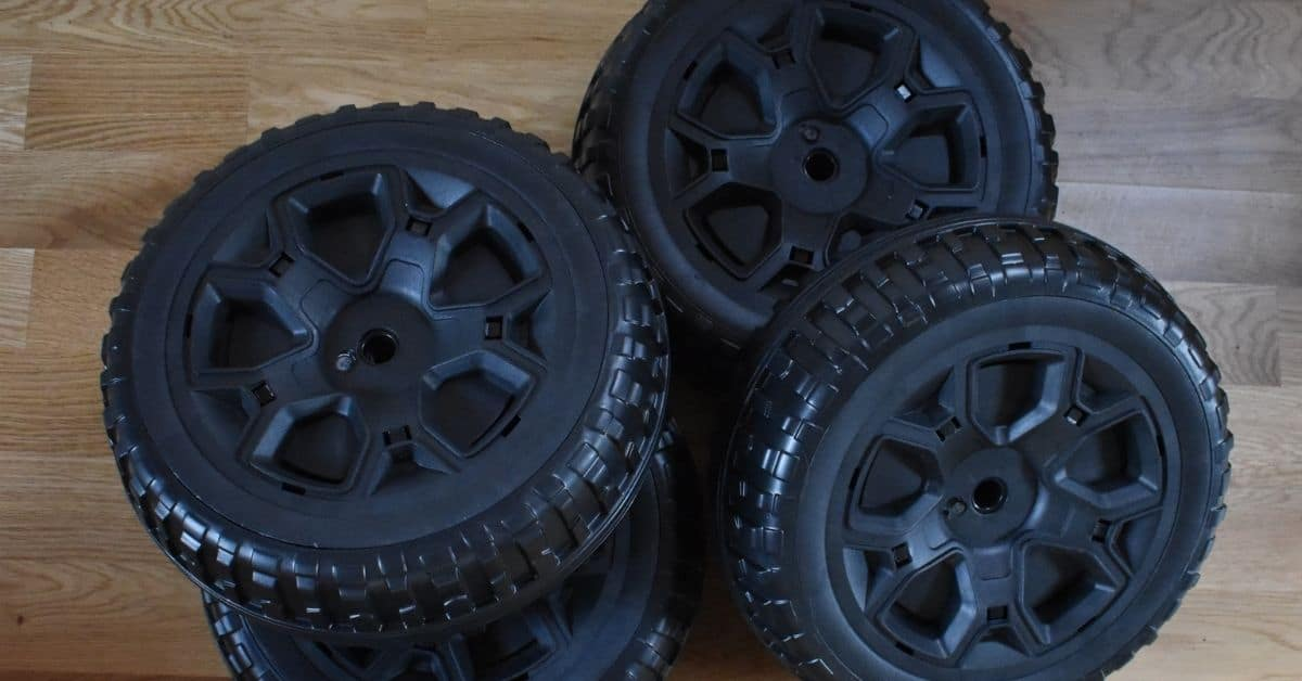 Are Power Wheels Tires Interchangeable