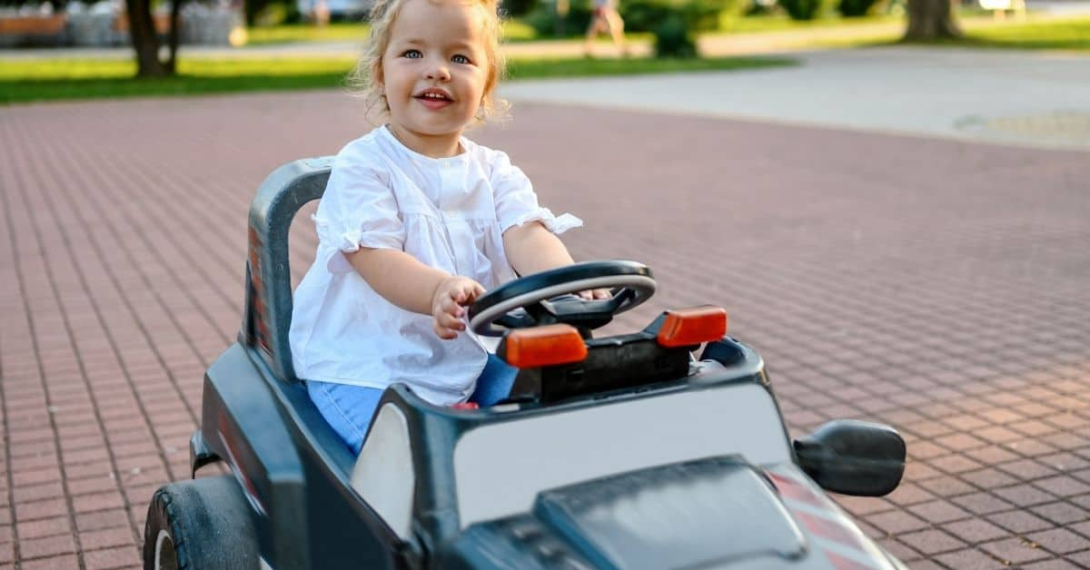 Best Power Wheels For 2 Year Olds